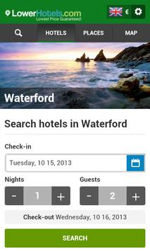 Hotels in Waterford poster
