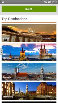 Hotels Germany by tritogo.com poster