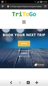 Israel Hotels & Flights poster