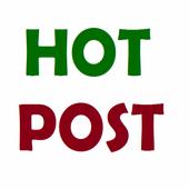 Hotpost icon