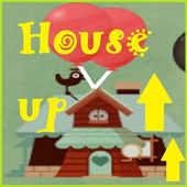 House up UP icon