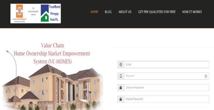 Housing Nigeria screenshot 1