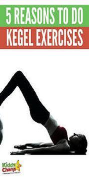 How to Do Kegel Exercises poster
