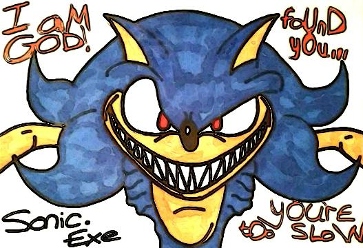 How to Draw Sonic Exe for Android - APK Download