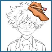 How to Draw Manga Anime icon