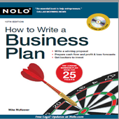 How to Write a Business Plan 10th Edition icon
