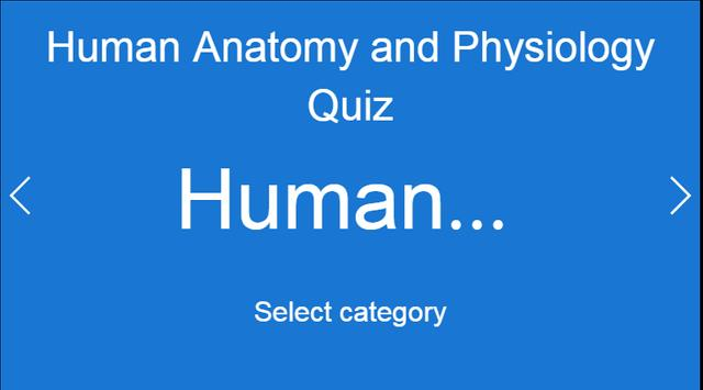 Human Anatomy Physiology Quiz APK Download - Free Trivia GAME for ...