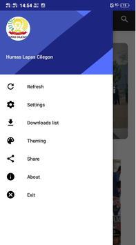 Lapas Cilegon screenshot 2