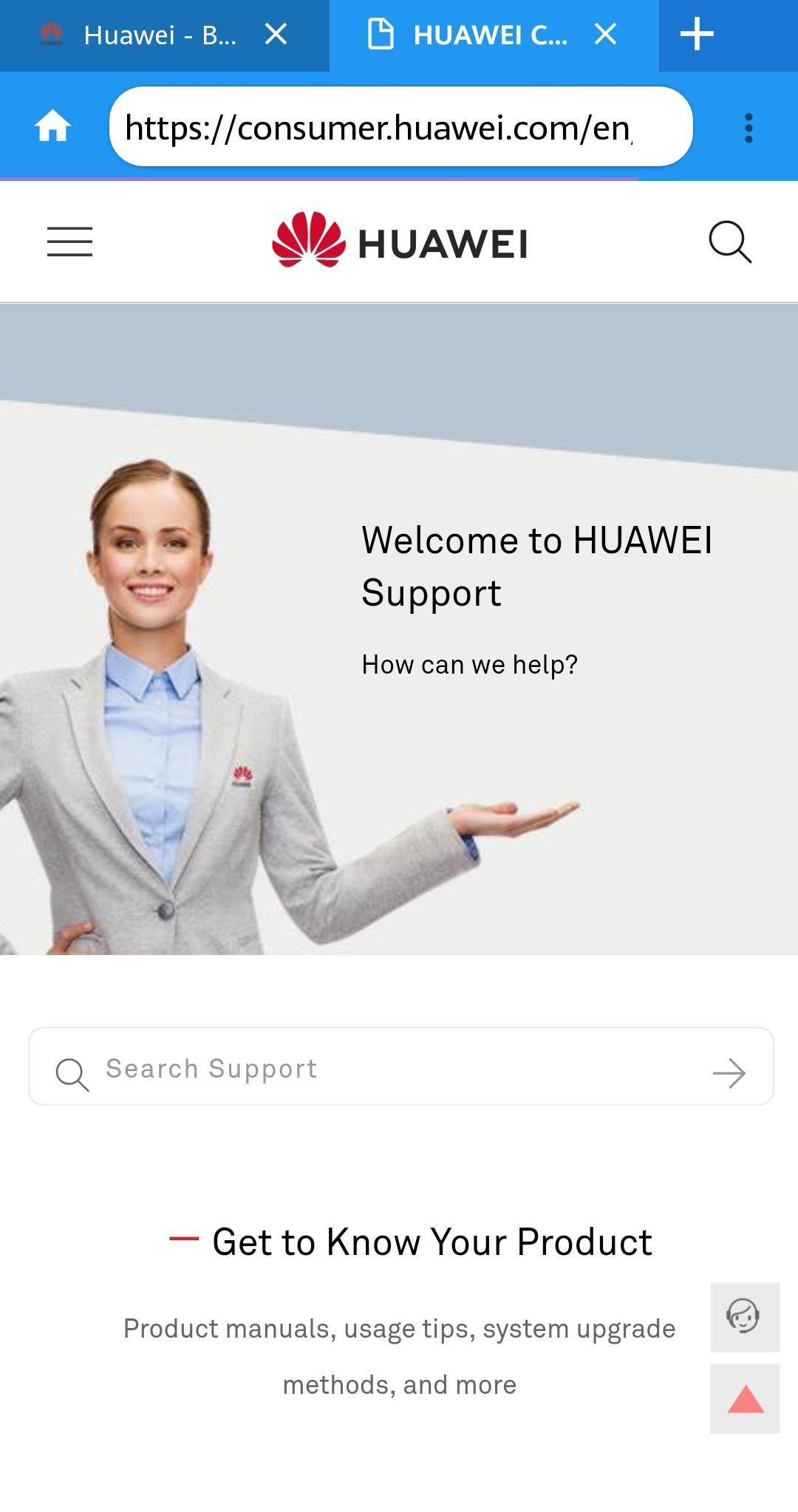 Huawei Internet Browser for Android - APK Download