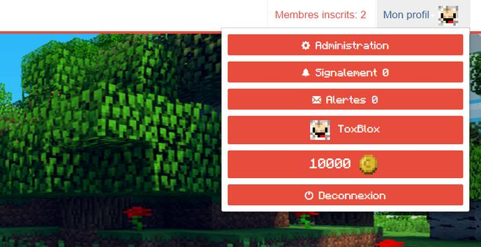 HypeCraft screenshot 2
