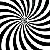 Hypnosis plain and simple icon