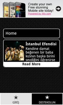 Şehir Tiyatroları apk screenshot