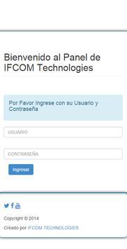 IFCOM apk screenshot