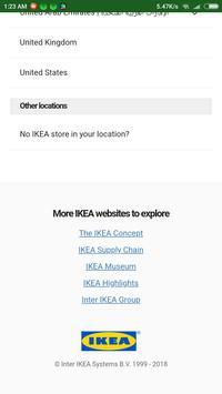 Alternative Ikea screenshot 4