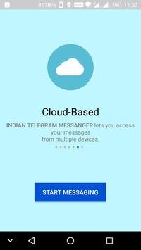 INDIAN TELEGRAM MESSANGER-unofficial apk screenshot