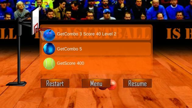 IS Basketball screenshot 3