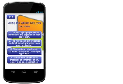 ISEB Foundation Quiz apk screenshot