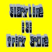 slackline tricks score icon