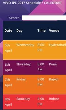 VIVO IPL LITE 2017 screenshot 3
