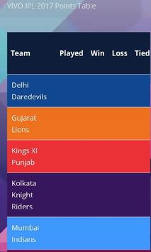 VIVO IPL LITE 2017 screenshot 4
