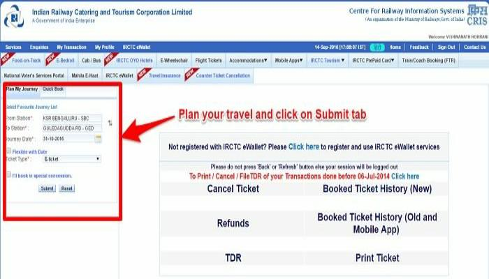 IRCTC Indian train booking for Android - APK Download