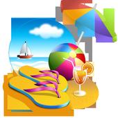 Ice Cream Ball icon