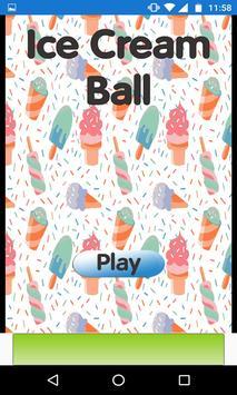Ice Cream Ball poster