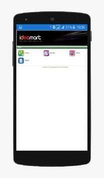Ideamart screenshot 3