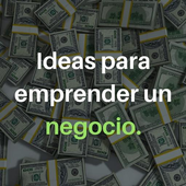 Ideas para emprender un negocio icon