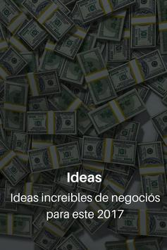 Ideas para emprender un negocio apk screenshot