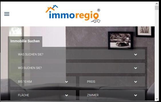 Immoregio_Immobilien_Wohnungen_Häuser screenshot 3