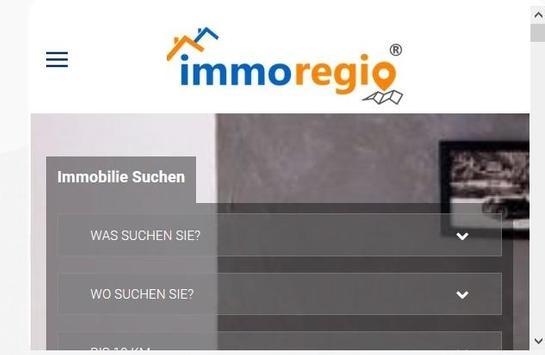 Immoregio_Immobilien_Wohnungen_Häuser screenshot 4