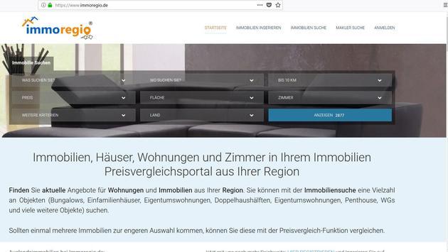 Immoregio_Immobilien_Wohnungen_Häuser screenshot 6