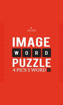 Image Word Puzzle poster