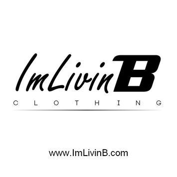ImLivinB Clothing poster