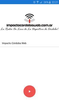 Impacto Cordoba Web poster