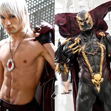 Incredible Male Cosplay poster