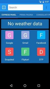 India Browser apk screenshot