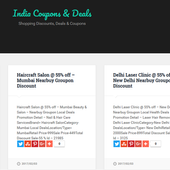 India Coupons & Deals icon