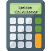 Indian Calculator icon
