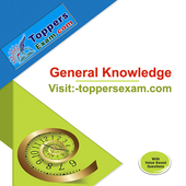 General Knowledge app and State wise GK in Hindi icon