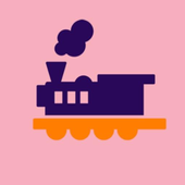 Indian Train Info icon