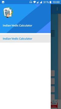 Indian Vedic Calculator apk screenshot