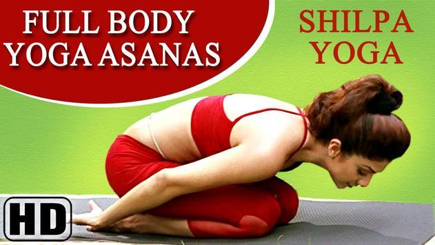 Indian Yoga By Shilpa Shetty Screenshot 4