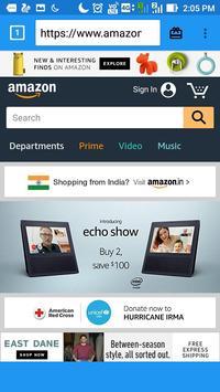 Indian browser 4g apk screenshot