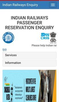 Indian Rail screenshot 2