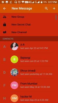 India chat for Indians screenshot 2