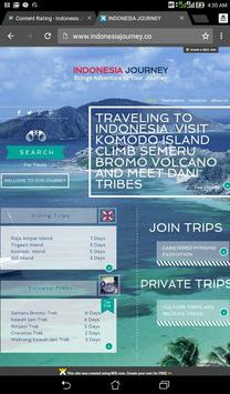Indonesia Journey.Com poster