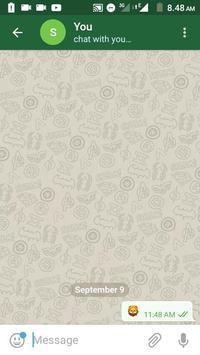 Indonesian Messenger apk screenshot