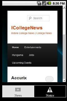 Indore 24X7 apk screenshot